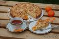 Szybkie ciasto z mandarynkami i migdałami