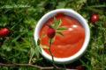 Marmolada z owoców dzikiej róży