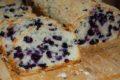 Szybkie ciasto ucierane z jagodami i cynamonową kruszonką