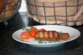 Wegetariański kartoflak, czyli śląska babka ziemniaczana