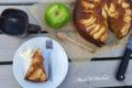 Ciasto miodowe z jabłkami